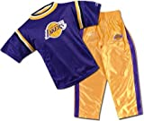 Los Angeles Lakers Kids 4-7 Jersey and Pant Set by Reebok