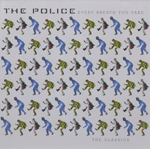 CD-Cover: The Police - Greatest Hits