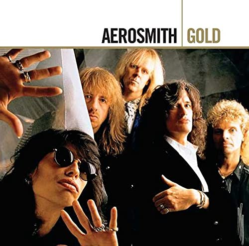 Aerosmith - Gold (Rm) (2CD) - Zortam Music