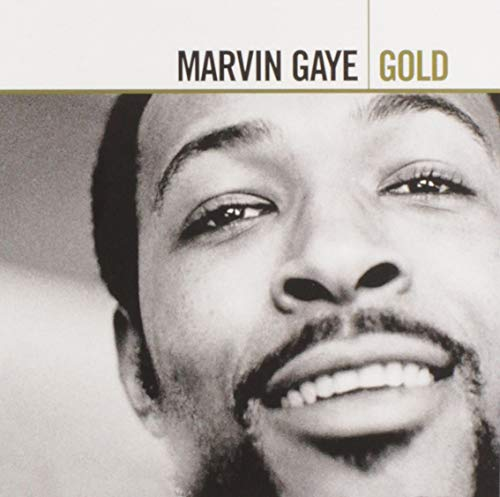 CD-Cover: Marvin Gaye - Gold