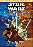 Star Wars - Clone Wars, Vol. 1 (Animated) - movie DVD cover picture