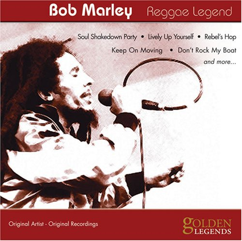 Reggae Legend: Golden Legends