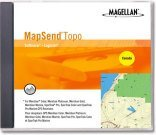 THALES NAVIGATION, INC 980611-10 Software, Topo Canada, Mapsend