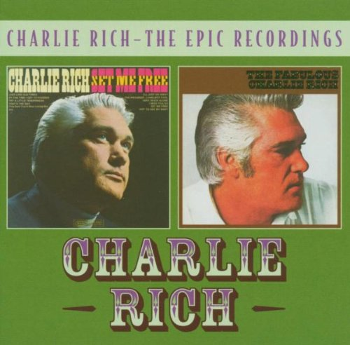 Cover Set Me Free/The Fabulous Charlie Rich