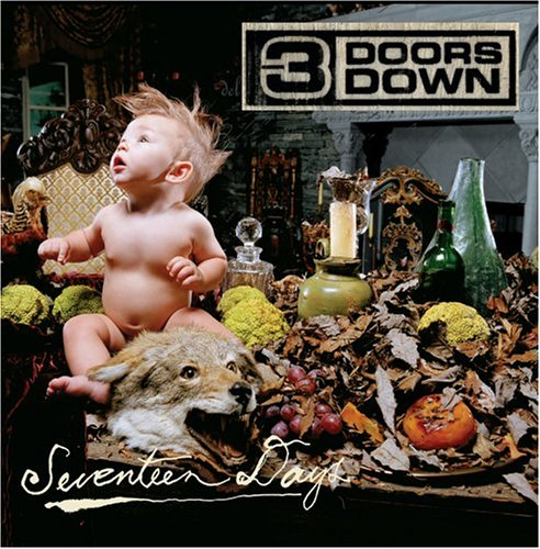 3 Doors Down - Seventeen Days (Retail) - Zortam Music