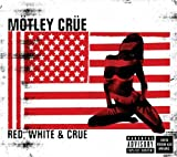 Copertina di Motley CrueRed White and Crue