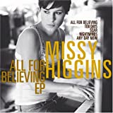 album art by Missy Higgins