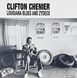 Cubierta del lbum de Louisiana Blues &amp; Zydeco
