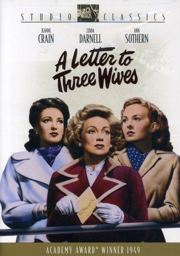 A Letter to Three Wives cover