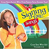 Signing Time! Songs: Volumes 4-6