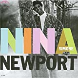 Cubierta del álbum de Forbidden Fruit: Nina Simone at Newport