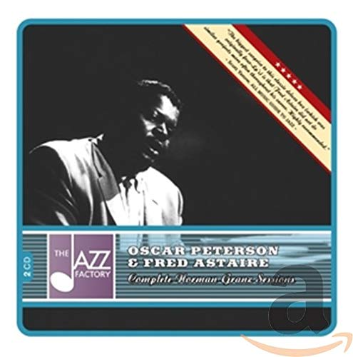 Fred Astaire - Oscar Peterson & Fred Astaire: Complete Norman Granz Sessions - Zortam Music
