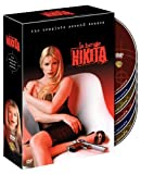 La Femme Nikita - The Complete Second Season - movie DVD cover picture