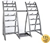 Lightweight Barbell Storage Rack by Troy