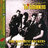 "Skivomslag för THE BASEMENT ROCKER""THE BEST OF THE STRUMMERS!!"""