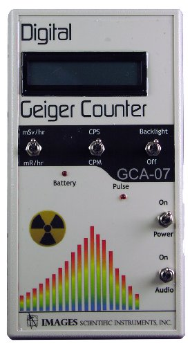 Low Cost Geiger Counter