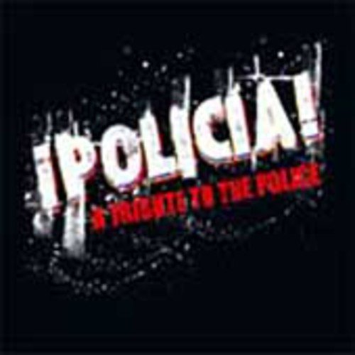 CD-Cover: Fall Out Boy - Policia - A Tribute To The Police