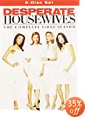 Desperate Housewives First Season DVD