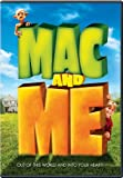 Mac and Me - movie DVD cover picture