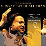 Cover de The Ultimate Nusrat Fateh Ali Kahn, Volume 1 (disc 2)