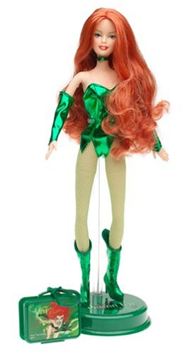 poison ivy comic pictures. DC Comic Barbie Doll: Poison