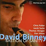 Capa de Bastion of Sanity