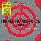 Copertina di album per Tunnel Trance Force America