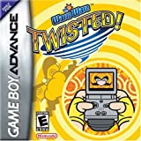 Amazon.com: WarioWare: Twisted!: Video Games cover