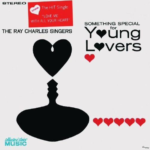 Original album cover of Something Special for Young Lovers by Ray Charles Singers