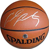 Carmelo Anthony Autographed Official Game Basketball by Real Deal Memorabilia