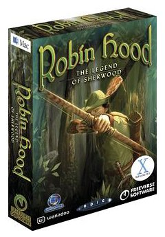Robin Legend Sherwood كاملة