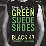 Cubierta del álbum de Elvis Murphy's Green Suede Shoes