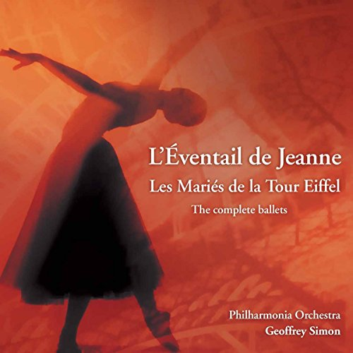 L' EVENTAIL DE JEANNE-French Ballet Music Of The 1920's