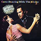 Album cover for Come Dancing With the Kinks: The Best of the Kinks 1977-1986