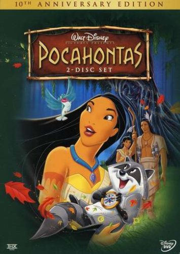 Pocahontas Two-Disc 10th Anniversary Edition