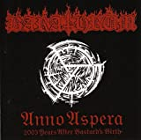 Capa de Anno Aspera - 2003 Years After Bastard's Birth