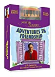 Mister Rogers' Neighborhood - Adventures in Friendship (with Toy) - movie DVD cover picture