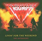 Cubierta del álbum de Living for the Weekend: the Anthology