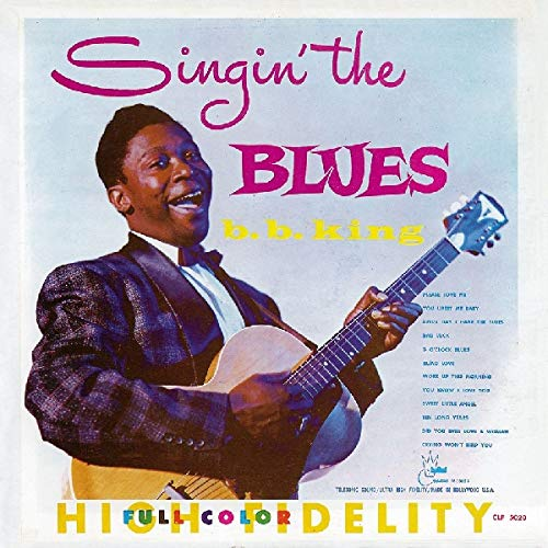Singin' the Blues [Ace]