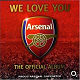 Copertina di We Love You Arsenal