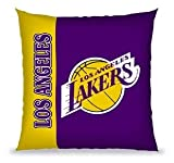 Los Angeles LA Lakers XL Throw Pillow 27 X 27 by WhateverSports