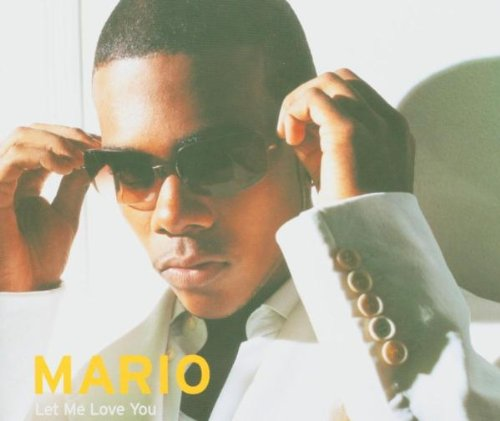 Mario - Let me love you (cd-single) - Zortam Music