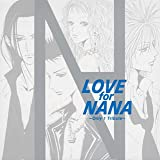 LOVE for NANA (仮) ~ONLY1 TRIBUTE~ ~TRAPNESTヴァージョン~ (通常盤)