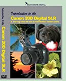 Introduction to Canon 20D Digital SLR - movie DVD cover picture