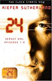 24 - TV Starter Set (Season 1, Episodes 1-2) - movie DVD cover picture