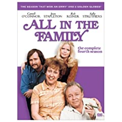 All in the Family Dvds