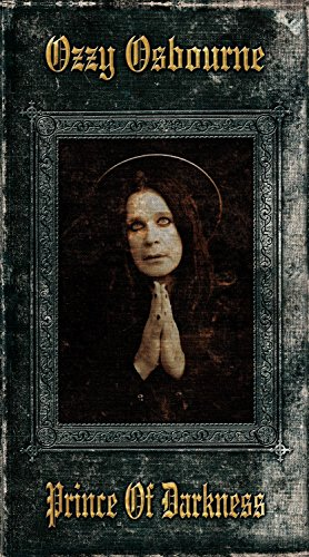 Ozzy Osbourne - Prince Of Darkness (Box Set) - Zortam Music