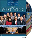 The West Wing - The Complete Fourth Season - movie DVD cover picture