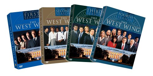 The West Wing, seasons 1-4 (1999-2003)