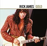 Capa do álbum Rick James - Gold